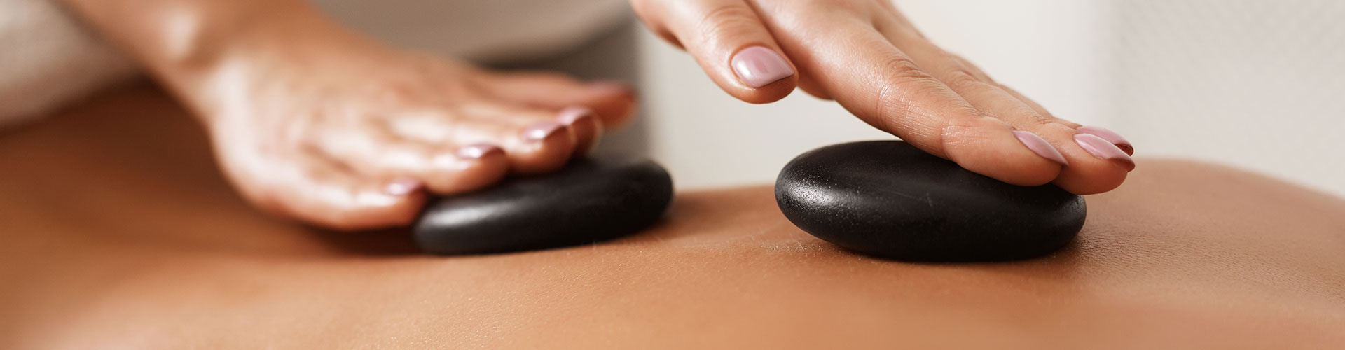 Hot stone massages in London